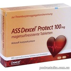 ASS Dexcel Protect 100 mg