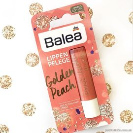 Balea Бальзам для губ Golden Peach